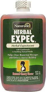 Naturade EXPEC Herbal Expectorant, 8.8 Ounce - 3 per case.