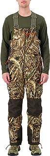 HUNTSHIELD Men's Hunting Waterfowl Bib Pants | Real Tree...