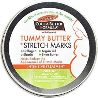 Palmer's Cocoa Butter Formula Tummy Butter for Stretch Marks, 125 grams