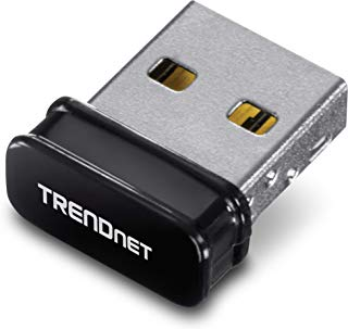 TRENDnet Wireless N150 Micro USB Adapter, WPA2 Encryption, Easy Setup, Ultra Compact Design, QoS, Windows & Mac Compatible, TEW-648UBM