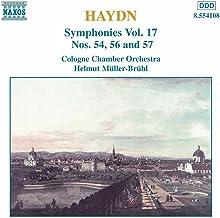 Digital Booklet: Haydn: Symphonies, Vol. 17 (Nos. 54, 56, 57)