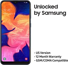 Samsung Galaxy A10e US Version Factory Unlocked Cell Phone with 32GB Memory, 5.83