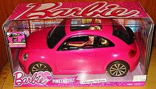 Barbie Volkswagen the Beetle & Doll Pinktastic! VW 2014