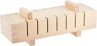 Sushi Tsu eight OFF (Shiraki) BSS23 wooden press (japan import)