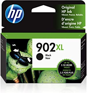 HP 902XL | Ink Cartridge | Works with HP OfficeJet 6900 Series, HP OfficeJet Pro 6900 Series | Black | T6M14AN