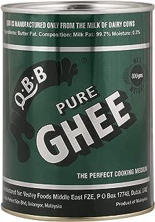 Qbb Pure Ghee, 800 g