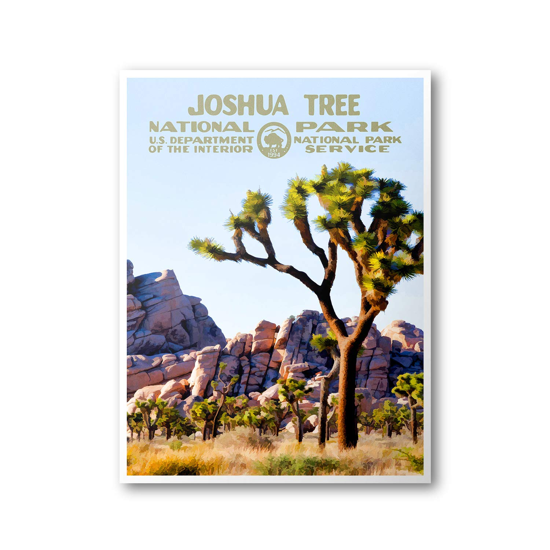 Indefinitely Joshua Tree National Poster Park Miami Mall