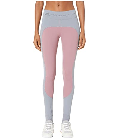 adidas by Stella McCartney Comfort Tights EA2154 (Blush Mauve/Grey) Women