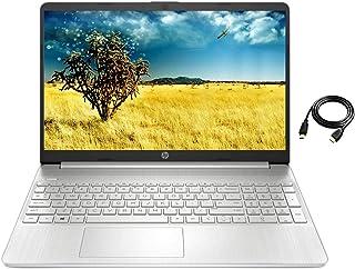 لپ تاپ 2021 HP Pavilion 15.6 Touch-Screen 4 Core Intel i5-1035G1 32 گیگابایت RAM 1 ترابایت SSD ، وب کم با میکروفون ، نمایشگر FHD Micro-Edge ، Wi-Fi ، HDMI ، ارتقا Windows 10 رایگان Windows 11 ، کیت ROKC