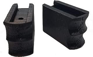 2 Pack OTA PT738 or PT732 Taurus TCP Magazine Grip Extension Floorplate 6-Round 380ACP