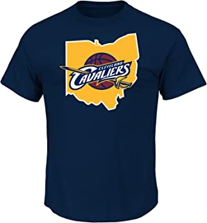Majestic Lebron James Cleveland Cavaliers #23 NBA Youth Record Holder Player T-Shirt