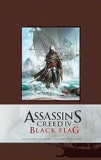 Assassin's Creed IV: Black Flag Hardcover Blank Journal Large