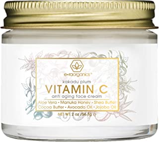 face moisturizer with vitamin c