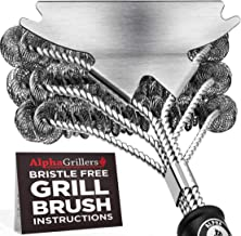 Best stainless steel grill scraper Reviews