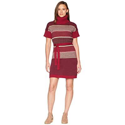 Royal Robbins Frost Sweater Dress (Rumba Red) Women