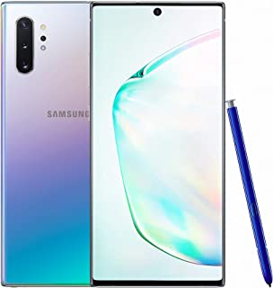 (Renewed) Samsung Galaxy Note 10+ (Aura Glow, 12GB RAM, 256GB Storage) with No Cost EMI/Additional Exchange Offers