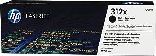 HP 312X | CF380X | Toner Cartridge | Black | High Yield