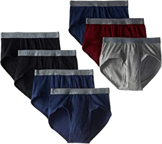 BVD Men's 7 Pack Fashion Brief