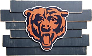 Best chicago bears wood sign Reviews