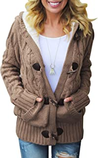 Best cable knit sweater button up Reviews
