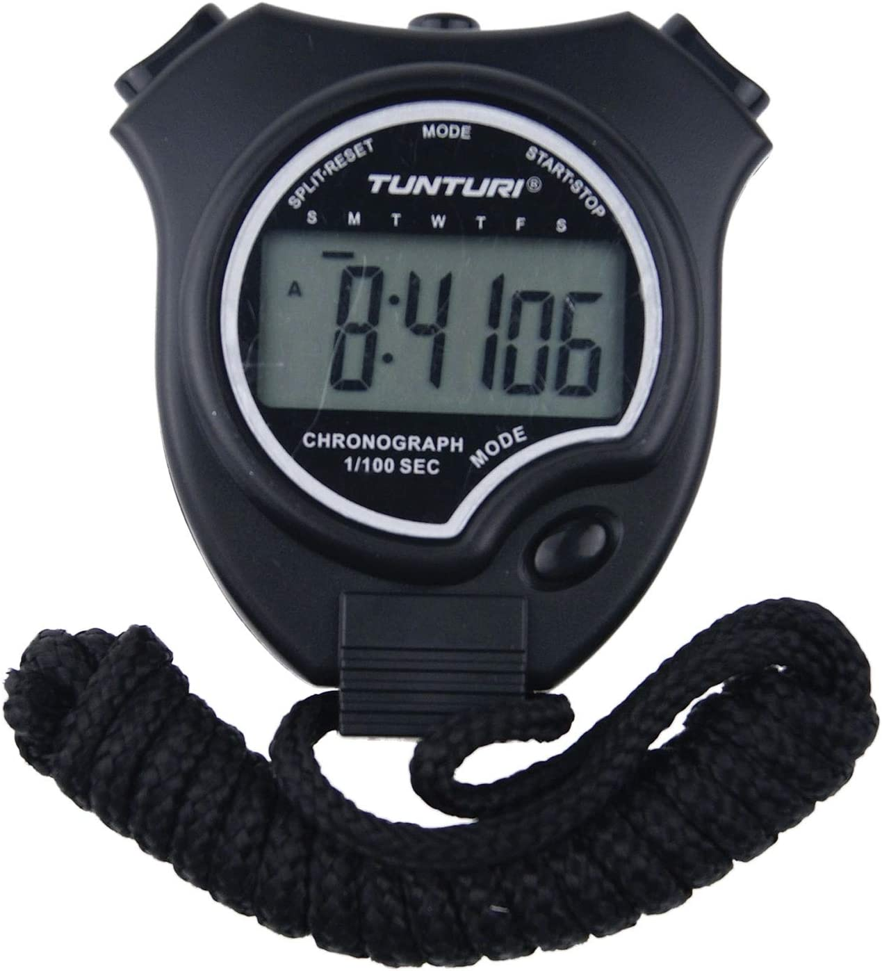 TUNTURI Stopwatch We OFFer at cheap prices Basic Big Display Max 49% OFF