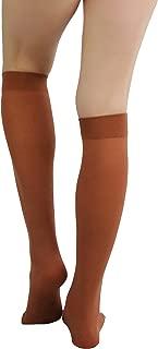 ToBeInStyle Women's Sexy Opaque Warm Knee High Long Socks Hosiery