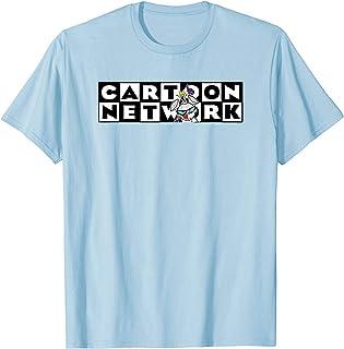Cartoon Network Dexter's Laboratory Cartoon Network Logo T-Shirt