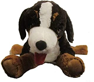 Ikea Stuffed Animal Puppy Dog Brown Soft Toy (Small)