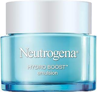 Neutrogena Hydro Boost Emulsion, White, 50 g