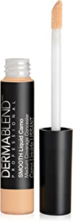 Dermablend Smooth Liquid Camo Concealer, Hydrating Liquid Concealer Makeup, 0.2 fl. Oz.