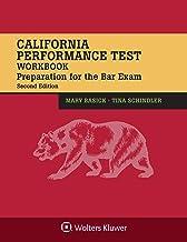 California Performance Test Workbook: Preparation for the Bar Exam (Bar Review Series) PDF