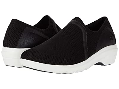Klogs Footwear Evolve (Black/White) Women