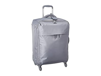 Lipault Paris Original Plume Spinner 65/24 Packing Case (Pearl Grey) Luggage