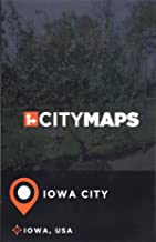 City Maps Iowa City Iowa, USA [Idioma Inglés]