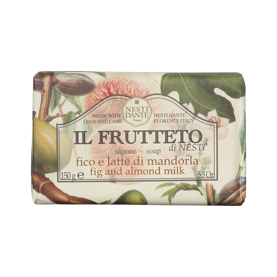 進む整理する迫害Nesti Dante ネスティダンテ フルッテートソープ フィグ&アーモンドミルク 150g
