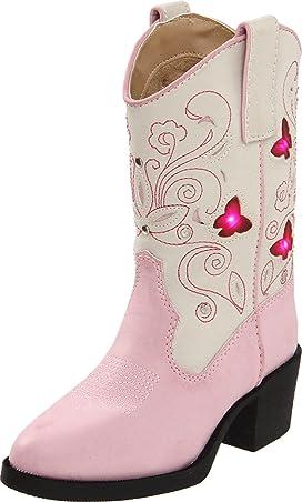 Western Lights Cowboy Boots (Toddler/Little Kid)