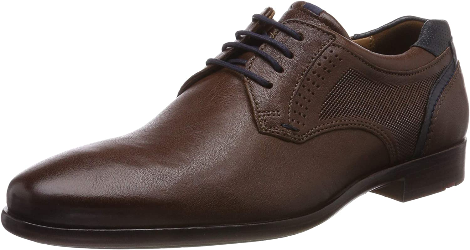 Lloyd Men's 1822233 Classic Lace-Up Half shoes
