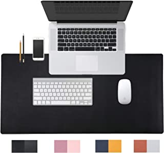 🎈 YOOMALL Leather Desk Pad Home Office Pretective Mat 31.5