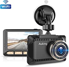AuKing 1080P Full HD Dash Camera