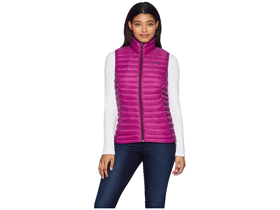 Marmot Solus Featherless Vest (Grape) Women