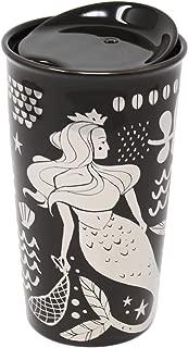 brown starbucks mug