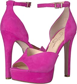 4d0be51d497 New. Pink Shock Lux Kid Suede