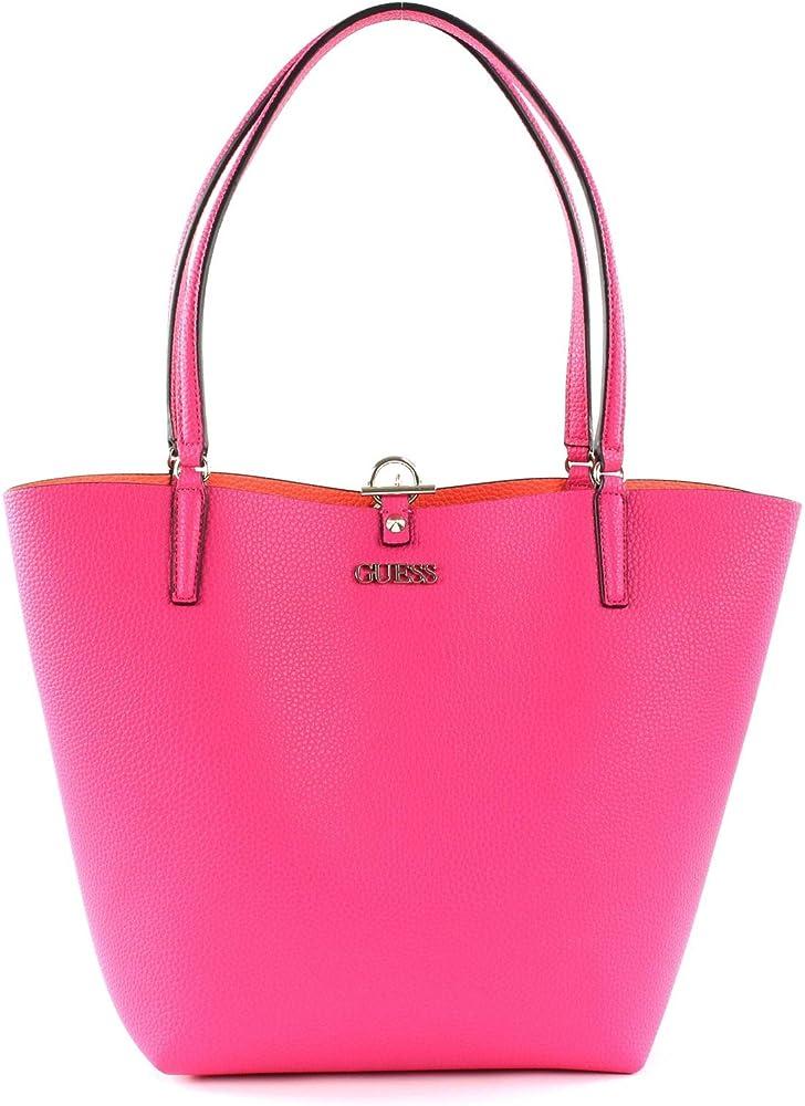 Guess alby, borsa tote per donna, in ecopelle 28561_69211