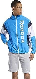 Reebok Men's Te Ll Woven Jacket Sweatshirt