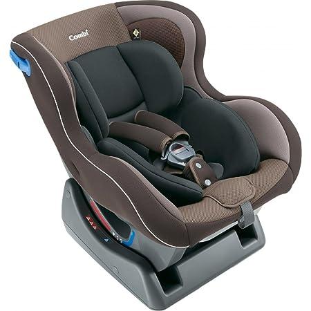 コンビ シートベルト固定 チャイルドシート ウィゴー サイドプロテクション エッグショック LG 1) ブラウン 0か月~
