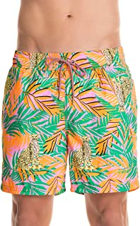 Men's Camouflage Swim Trunks Sporty Shorts