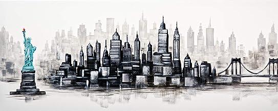 Mejor Skyline New York Blanco Y Negro