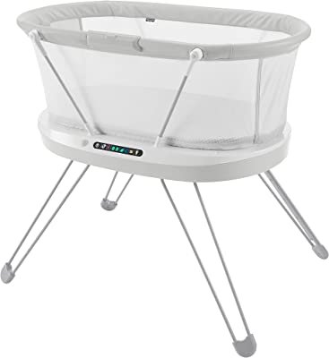 Fisher-Price Luminate Bassinet – Customizable Bedside Bassinet for Infants and Newborns