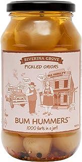 Riverina Grove Bum Hummer Pickled Onions 500 g
