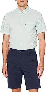 Levi's Men's XX Chino Standard Taper Shorts, Blue, 31W